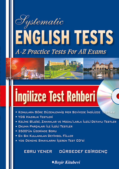 Systematic English Tests - İngilizce Test Rehberi (CD'li)